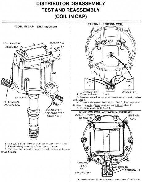 Chevrolet Hei Distributor Wiring Diagram Distributor Wire Diagram