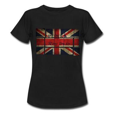 Punks Not Dead auf englischer Fahne.punks, Punks Not Dead, dead, England, Fahne, englische Fahne, England Fahne, punker, Punkrock, artwork, Sex Pistole, ExploitedT-Shirts.