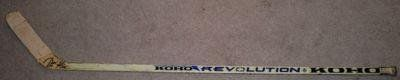 JARI KURRI Signed Game Used Stick COLORADO AVALANCHE - Autographed NHL Sticks ** Find out more about the great product at the image link.