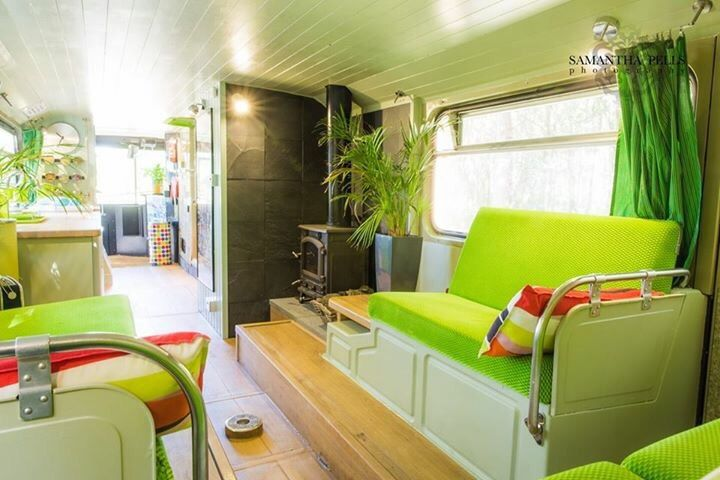 The Big Green Bus is a Retired City Bus Renovated into a Mini Traveling Hotel | Inhabitat - Green Design, Innovation, Architecture, Green Building