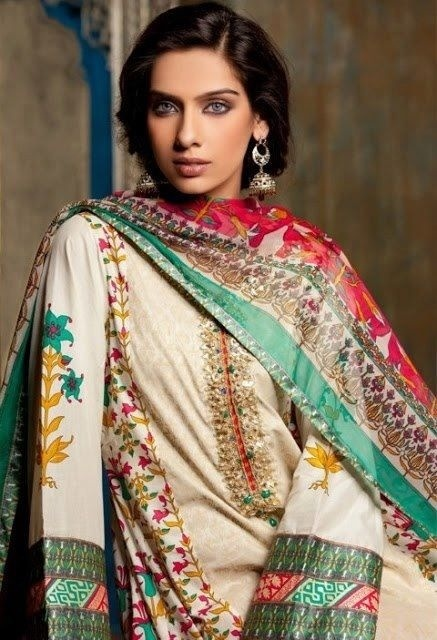 designer Fahad Hussayn, , Pakistani couture casual (lawn)