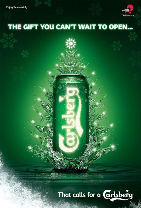 Carlsberg Christmas 2012