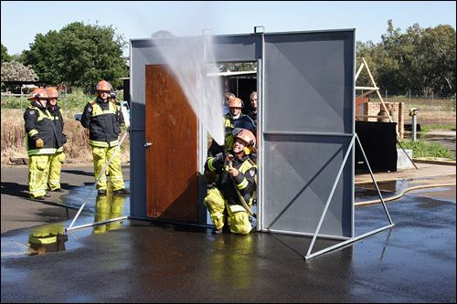 1000 Images About Fire Props On Pinterest Firefighter Training Training And Display Case