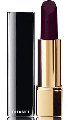 NOIR Black Beauty - Chanel Lipstick.
