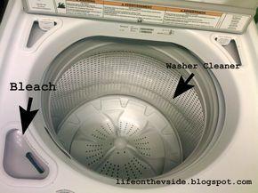 sulfur smell washing machine