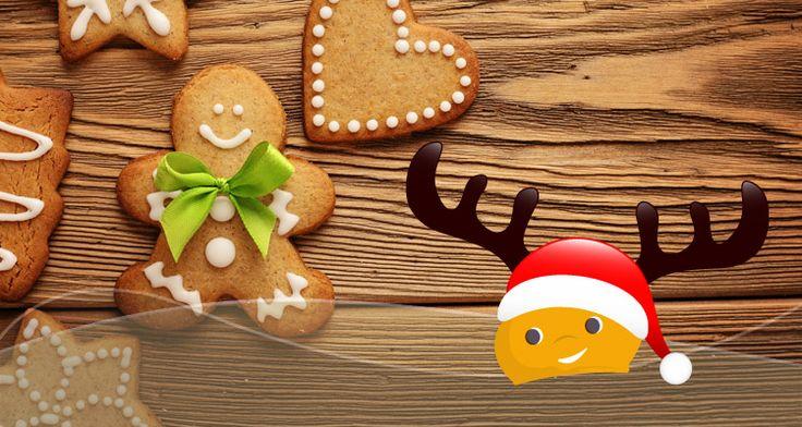 Condividiamo con voi la versione light della ricetta dei Biscotti di Pan di Zenzero, un vero e proprio classico natalizio.