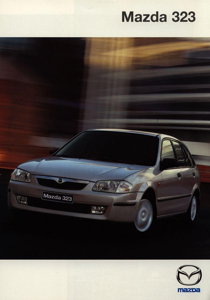 https://flic.kr/p/GJ3obJ | Mazda 323;  2000_1