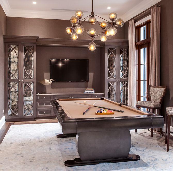 Best 25 billiard room ideas on pinterest pool table for Basement billiard room ideas