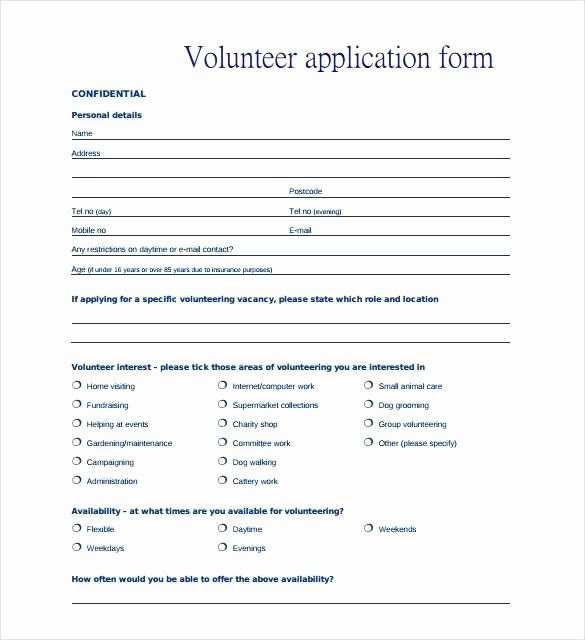 Volunteer Application Form Template Awesome Charity Application Form Template Volunteer Volunteer Application Donation Letter Template Donation Request Letters