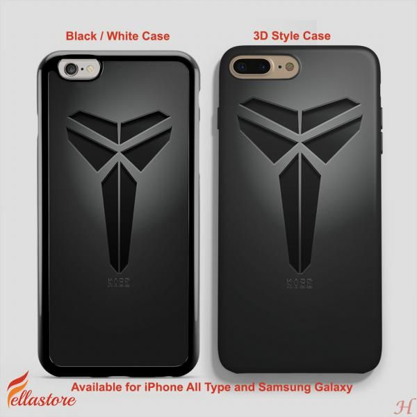 cool Kobe Bryant Basketball iPhone 7-7 Plus Case, iPhone 6-6S Plus, iPhone 5 5S SE, Samsung Galaxy S8 S7 S6 Cases and Other