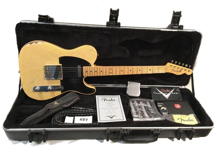 Fender Custom Shop 51 Nocaster