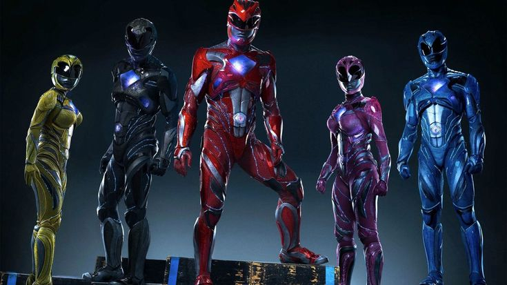 'Beauty' still a box office beast as 'Power Rangers' opens at #2