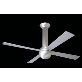 Modern Fan Company Stratos STR-BA-42-AL-NL-NC Ceiling Fan