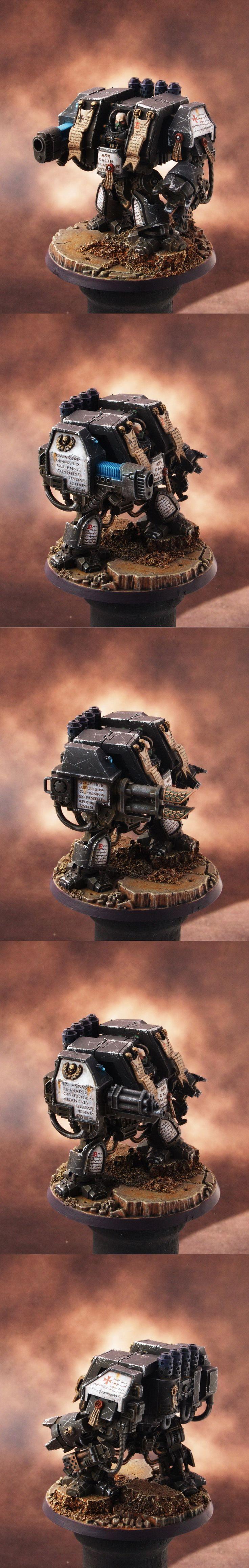 Black Templars Dreadnought