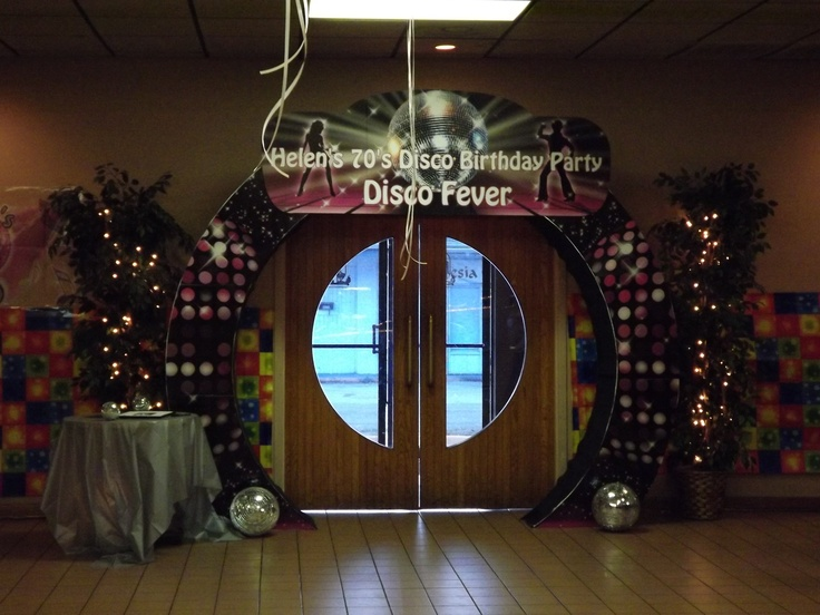 70s disco birthday party decorations 70s party theme for 70 birthday decoration ideas
