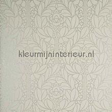 Art nouveau bloemmotief behang Arte klassiek
