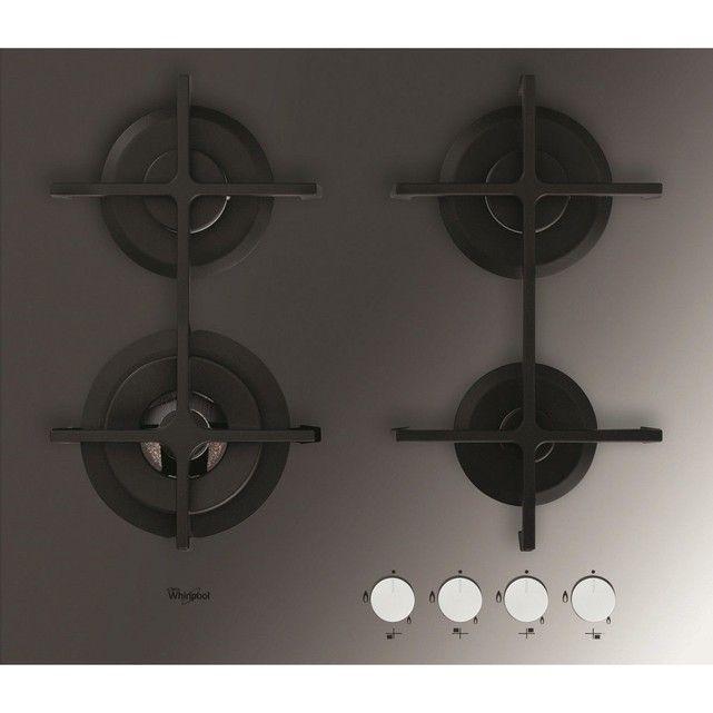 Table de cuisson gaz WHIRLPOOL AKT7000MR WHIRLPOOL