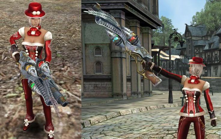 JGE Exlusive Weapons: The Arcana Series - Granado Espada Official Forum