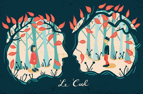 Le Cool Dublin on Behance
