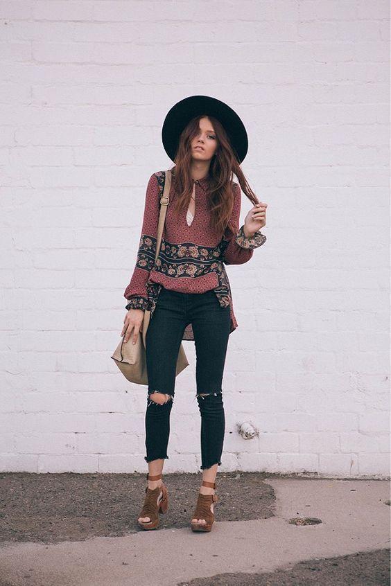 25 Best Ideas About Bohemian Winter Style On Pinterest Bohemian Winter Fashion Bohemian Fall