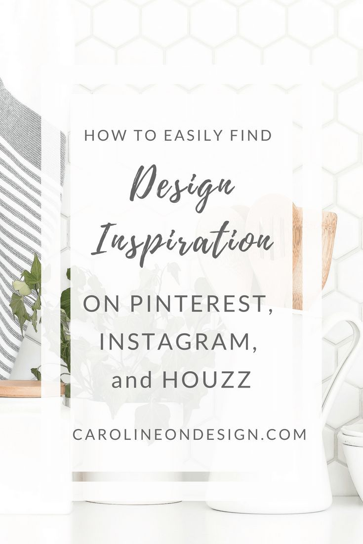 How To Use Pinterest Instagram And Houzz For Inspo Interior