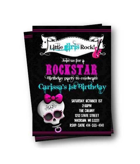36 best Birthday Invitations images on Pinterest Invitation - how to make a birthday invitation on microsoft word