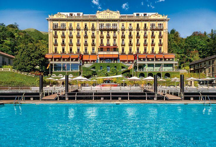 Grand Hotel Tremezzo plus bel hotel du lac de Come 1