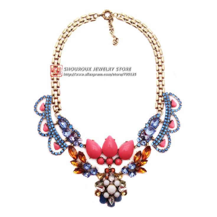 Cheap necklace tattoos, Buy Quality necklace necklace directly from China necklace clothes Suppliers:               Product name     Top Quality Statement necklace 2014 women Choker Vintage Collar Chunky Pendant Neck
