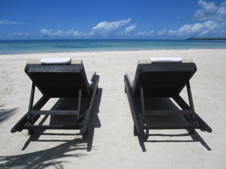 Pongwe Bay Villa - beach