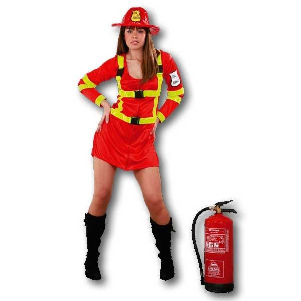 Disfraz De Bombera Seguramente El Mejor Precio Online Disfraces Unicos Disfraces Bomberos