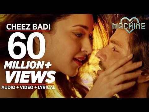 Cheez Badi Video Song | Machine | Mustafa & Kiara Advani | Udit Narayan & Neha Kakkar | T-Series - YouTube