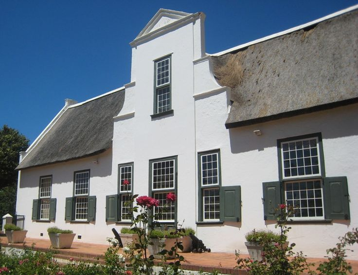 Klein Constantia Cape Dutch architecture