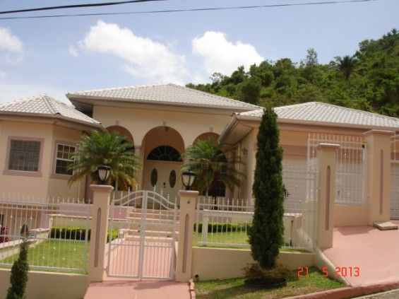 Trinidad and tobago carenage ariel gardens this for House plans trinidad