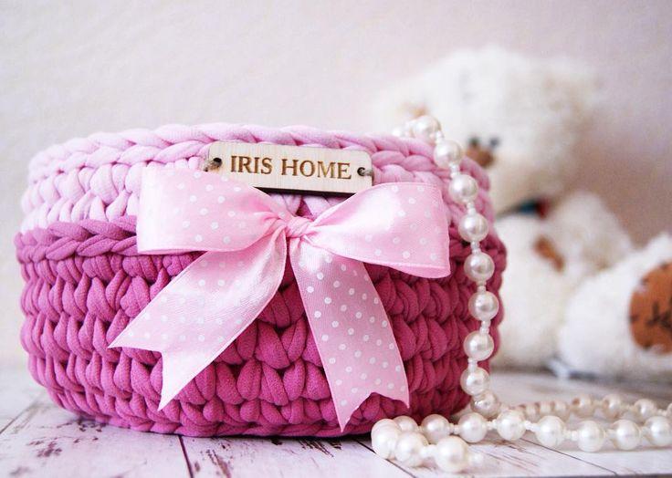 """Розовые мечты"""" для маленькой принцессы🙋 -------------------- 💰- 800₽ #irisforhome #интерьернаякорзинка #домиуют #таркосале #тюмень"""