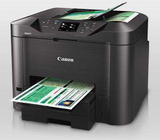 Review Canon MAXIFY MB5370