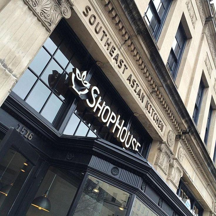 ShopHouse Kitchen - Restaurante Asiático em Dupont Circle