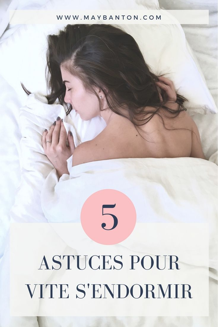 This article is available in English J'ai souvent eu beaucoup de mal à m'endormir, je peux rester des heures dans mon lit (et sans même … Read More