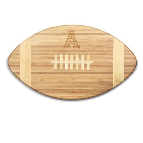 Appalachian State Football Wine & Cheese Cutting Board