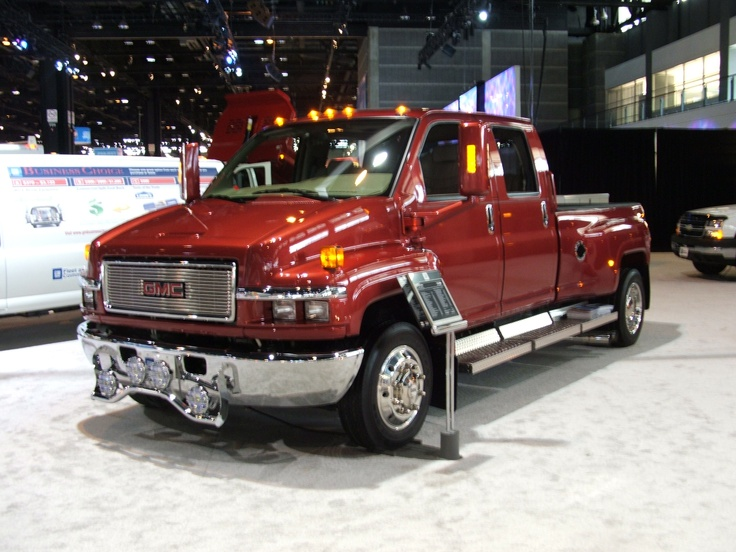 ASDFGHJKL; ugh! GMC Topkick, I want one. | Medium duty ...