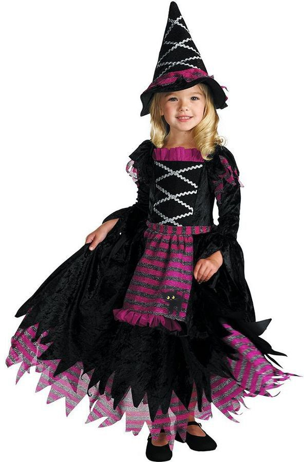 Pin for Later: 169 Warm Halloween Costume Ideas That Won't Leave Your Kids Freezing Fairy Tale Witch Costume Fairy Tale Witch Costume ($38)