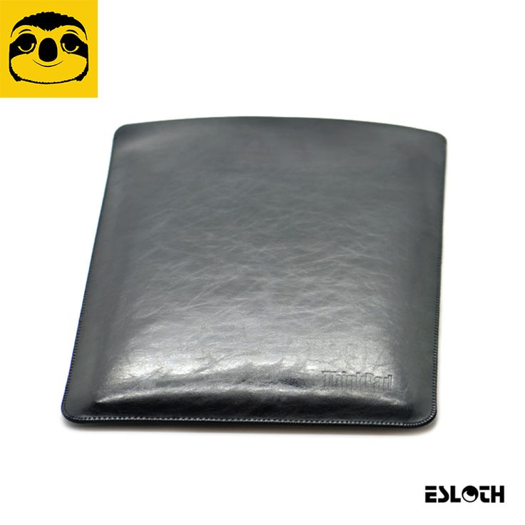 """==> [Free Shipping] Buy Best ESLOTH Crack Black For Lenovo ThinkPad X1 Carbon 14"""" PU Leather Cases Into Sets of Bladder Mac Bag Ultra Thin Light Laptop Bags Online with LOWEST Price 