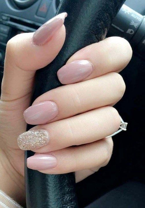 39 elegant nail designs 2018 | ♥️ | Cute Nails | Cute ...