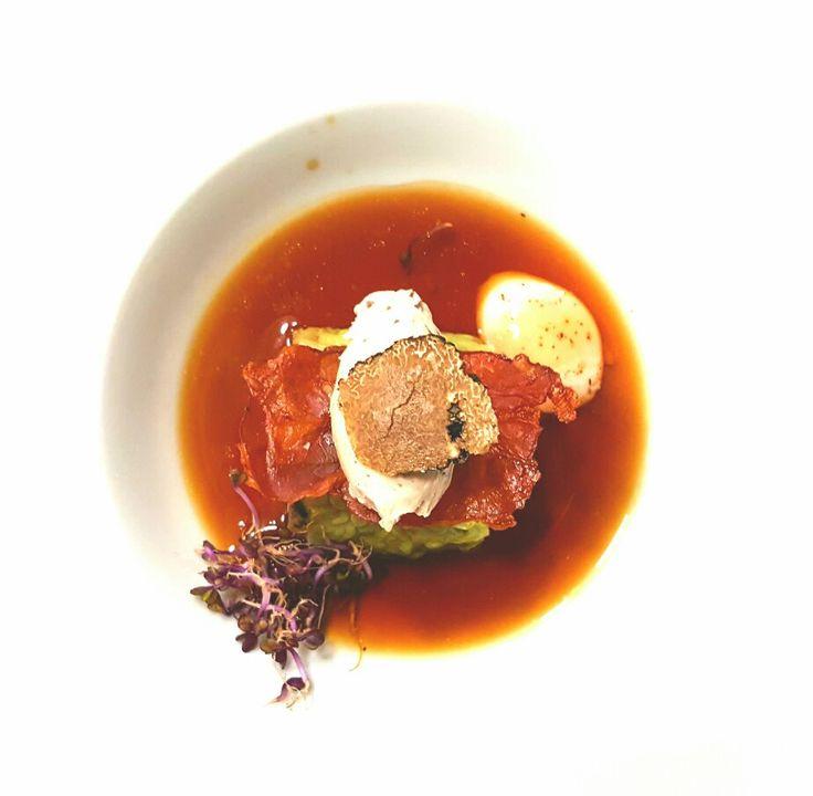 Cocina Creativa de Restaurante Tosca Javea