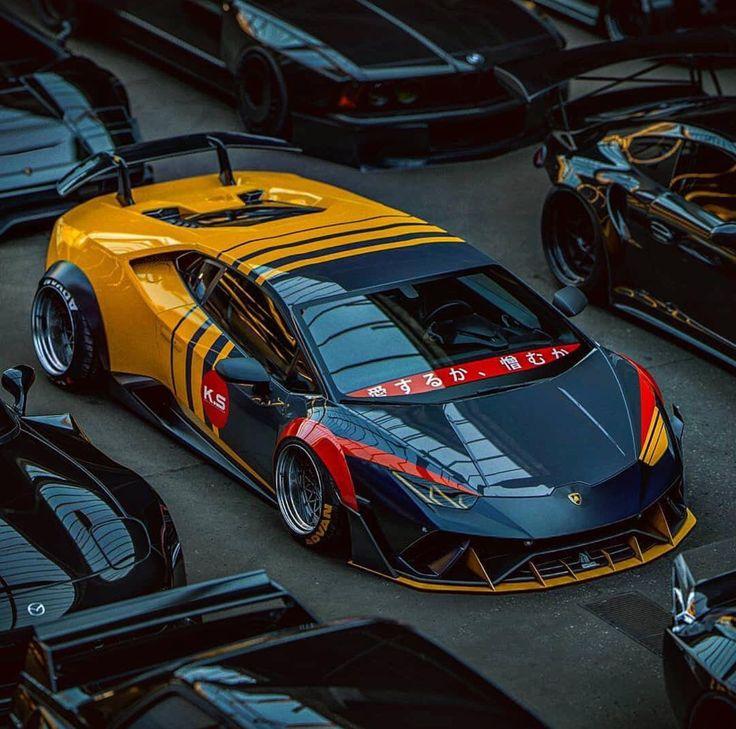 Cars Lamborghini: Bad-ass Lamborghini