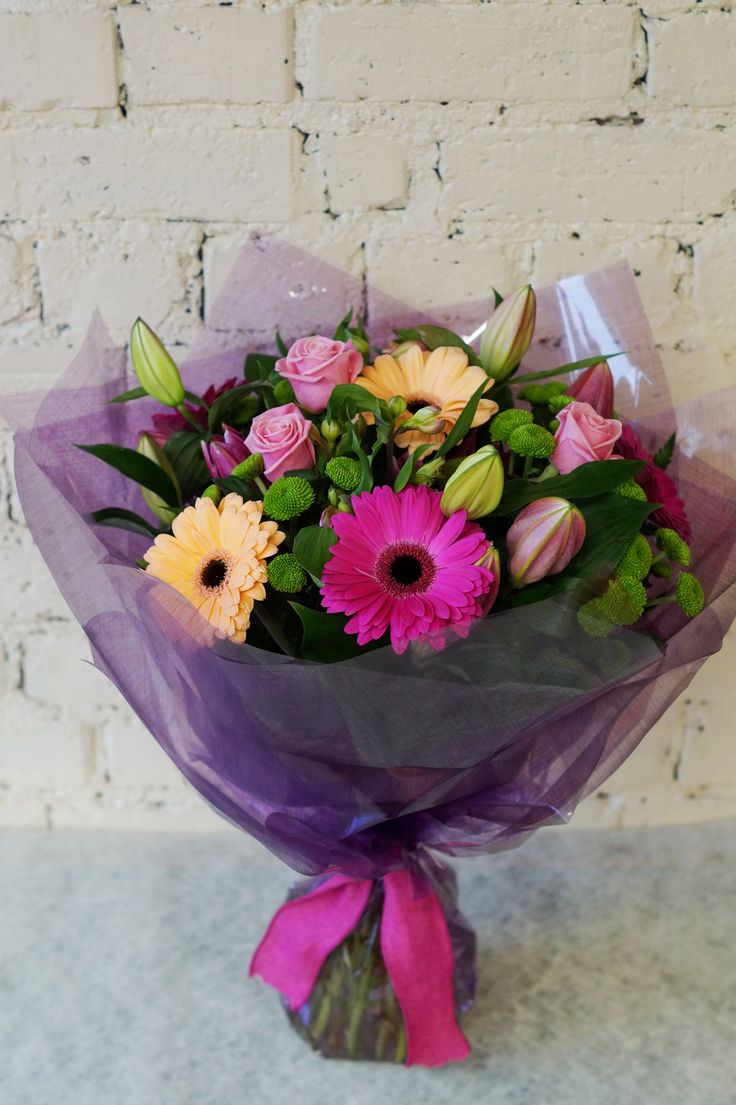 Well the Mother's Day rush has started, all 5 florists were working hard all day…