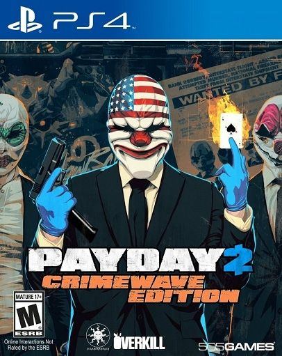 Jual Kaset Game PS4 Playstation 4 Payday 2 Crimewave Edition (R1)  Harga : Rp 295.000  Order : https://www.tokopedia.com/wanna-be-free/kaset-game-ps4-playstation-4-payday-2-crimewave-edition-r1  #jualkasetgame #kasetgameps4 #playstation4 #ps4 #indonesia #puasa #jakarta #gameps4 #jualkasetgameps4 #jualgameplaystation4 #bogor #malang #bekasi #jogja #tangerang #gameps4murah #gameplaystation4murah #viral #jualkasetgameps3 #playstation3 #jualgamepsvita #psvita #jualkasetgameps4murah #ngabuburit…