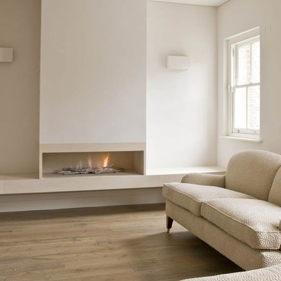 Bespoke structural installation | Contemporary fireplaces - 10 of the best | housetohome.co.uk