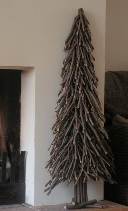 houten boom things i want to build christmas decorations rh pinterest com