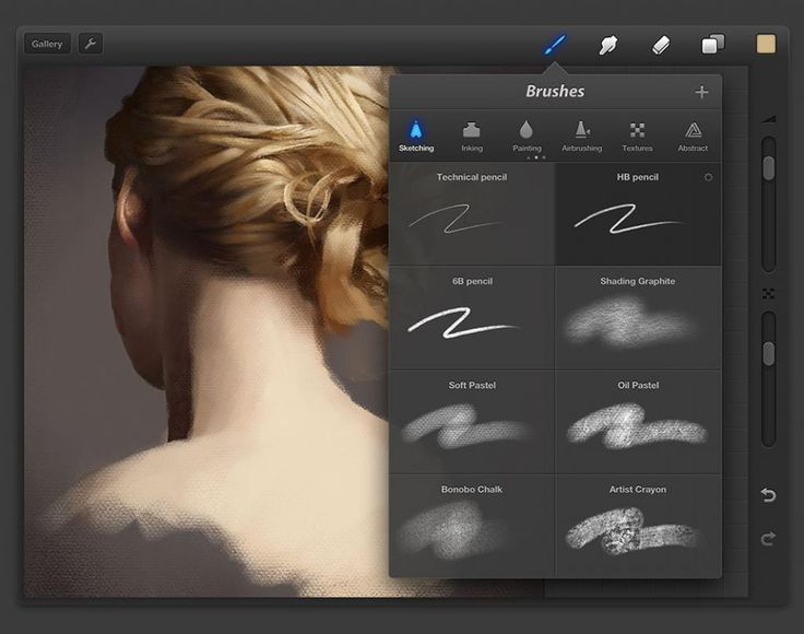 Drawing Straight Lines With Procreate : Best procreate images digital art tutorial