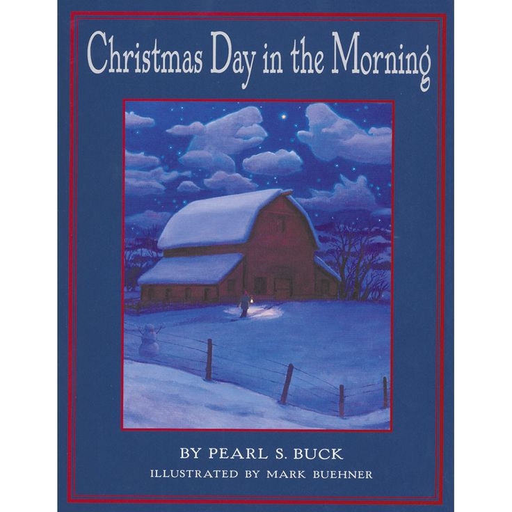 Though Pearl S. Buck wrote the story in 1955, this is the first time it has been published as a picture book. Mark Buehner's inspired illustrations capture the heart of the book's message about giving the gift of love for Christmas. A fifteen-year-old boy on a working farm lies awake on Christmas Eve and thinks of the best present he could ever give his father. Waiting until everyone is asleep, he rises in the middle of the night to...we won't tell you the rest, so you can discover the…